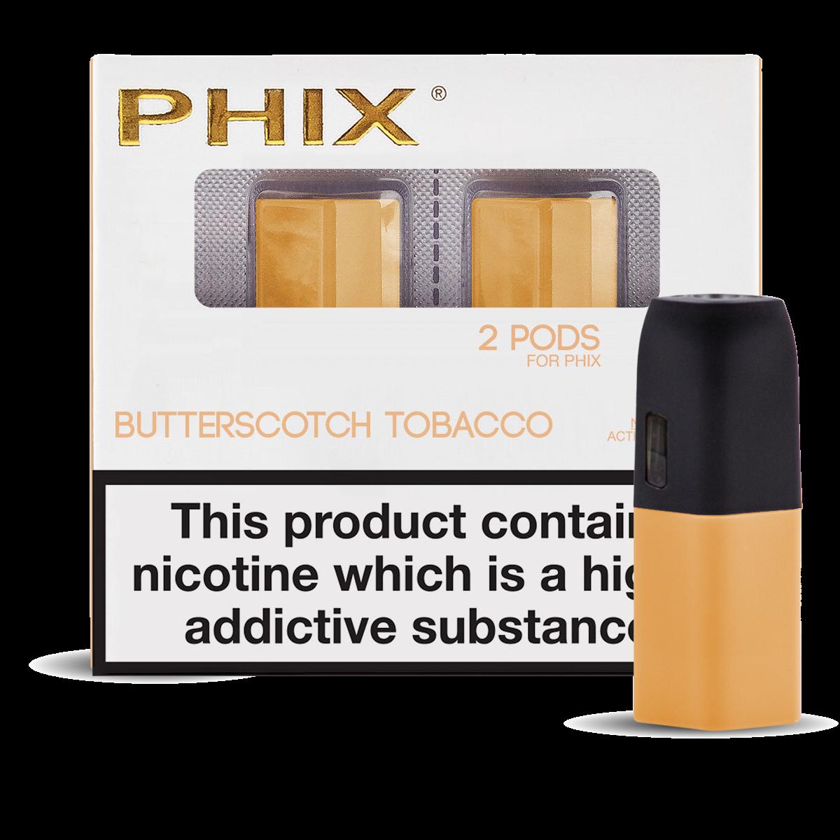 Butterscotch Tobacco 2-Pack