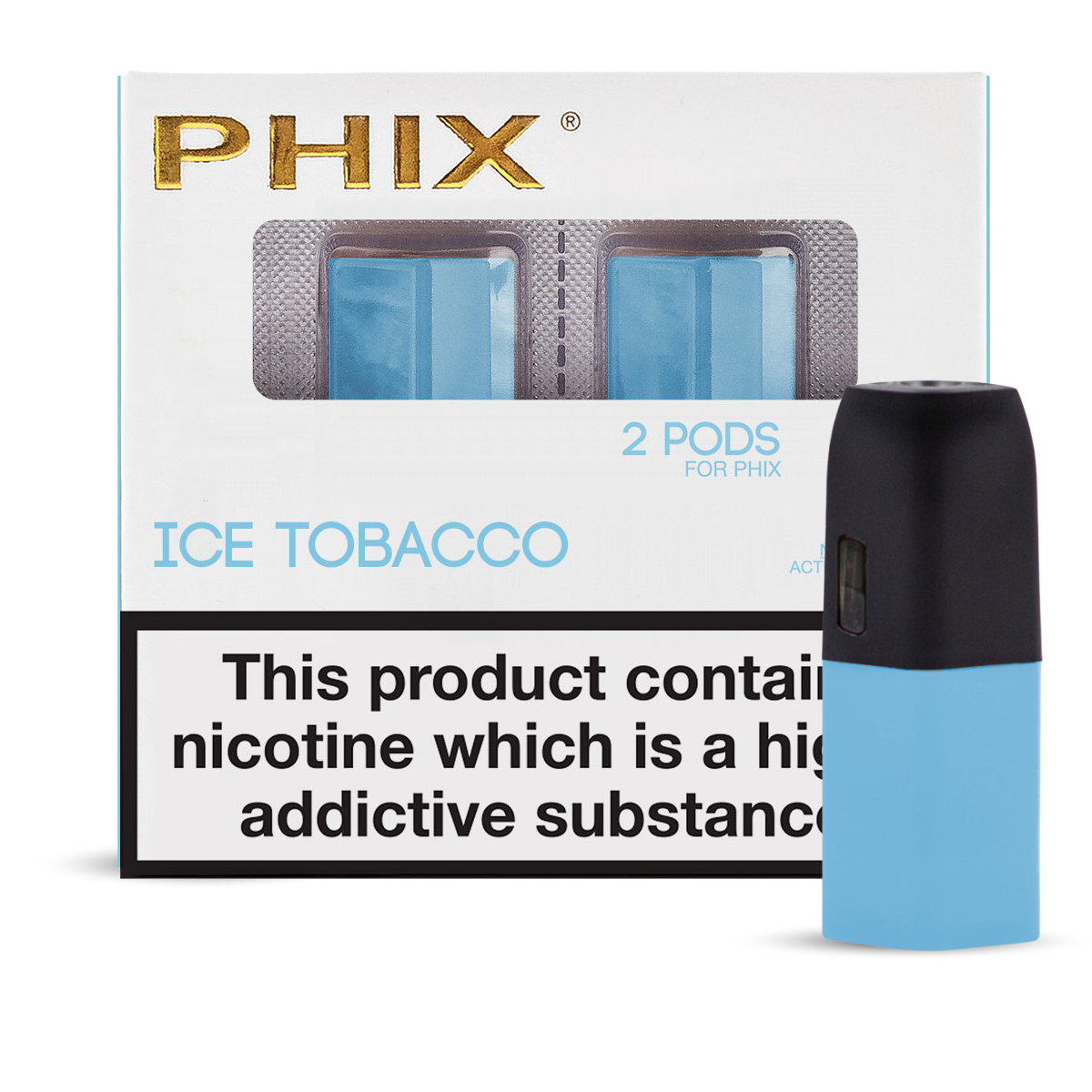Ice Tobacco 2-Pack